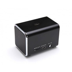 Music Angel USB Speaker with FM and SD Card Slot
