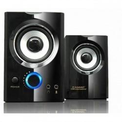 Portable Stereo Speaker Amplifier for PC Laptop