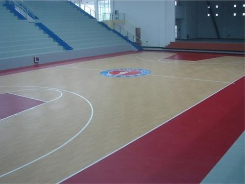 Modern Indoor Basketball Court in  Weston Street