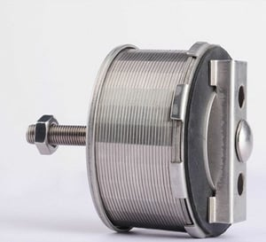 Water And Gas Strainer