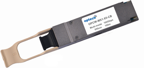 100Gbps QSFP28 Transceiver (SR4/LR4/ER4/CWDM4)
