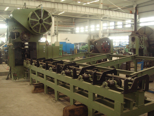 Billet Precision Cutting Machine Cold Shearing Line