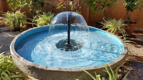 Fiberglass Water Fountains