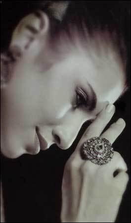 Antique Hand Ring