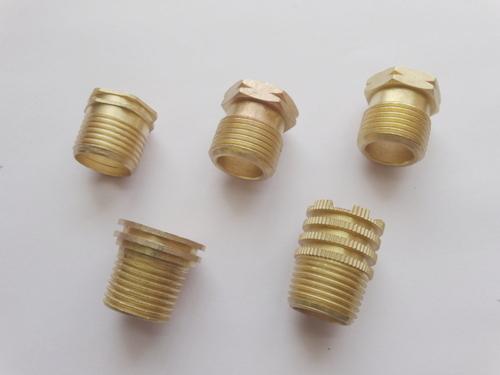 Brass Male Insert Pipe Fittings