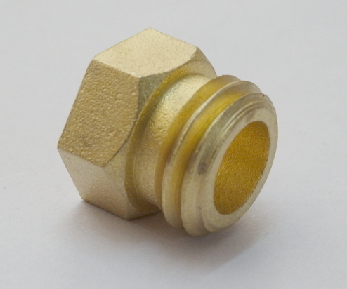 Brass Pipe Hex Fittings