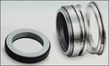 Single Spring Elastomer Bellow Unbalanced Seal (Model No. SV-R60)