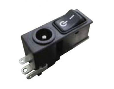 RJ Series Rocker Switch