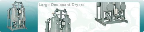 Large Desiccant Dryers