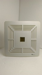 Extremely Quiet Exhaust Fan