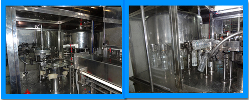 Packaged Water Machinery Solution For Drinking Water