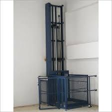 Hydraulic Dual Cage Lift