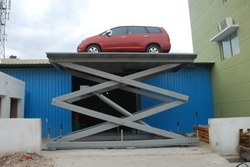 Moveable Hydraulic Car Lift