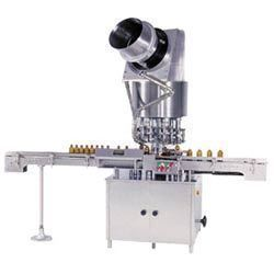 Six Head Screw Capping Machine