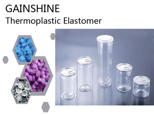 Anti Aging Thermoplastic Elastomer For Plastic Bottle