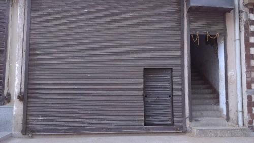 Wicket Door Rolling Shutters