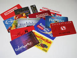 Customer Loyalty Membership Cards