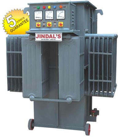 Servo Voltage Stabilizer For Peeling Plywood Machine