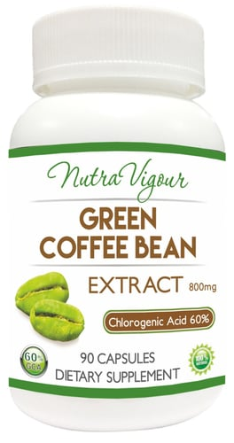 GREEN COFFEE BEANS EXTRACTS