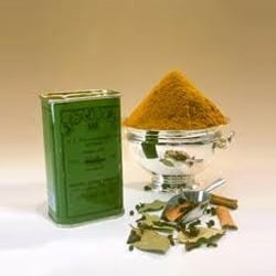 Curry Powder Cans