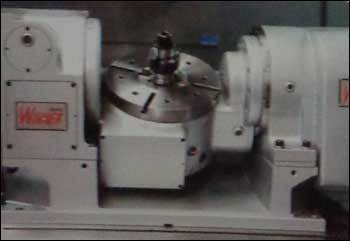 4th/5th axis rotary table