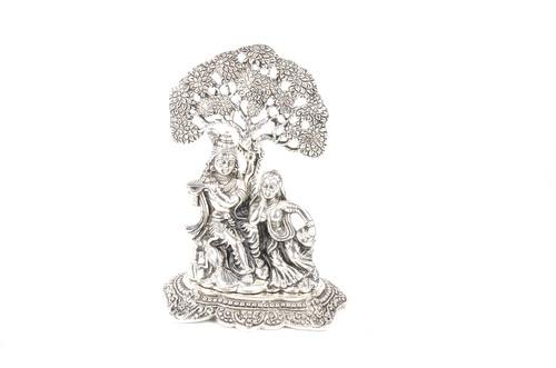 Sitting Radha Krishna Tree