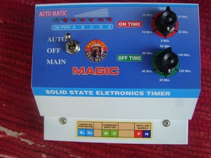 Solid State Electronic Timer