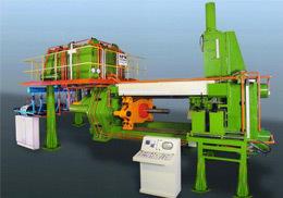 Aluminium Extrusion Press