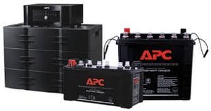 APC UPS Inverters and Batteries