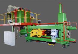 Copper Brass Extrusion Press