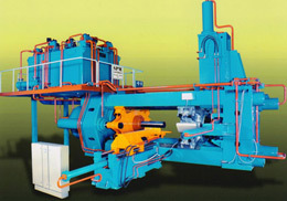 Hydraulic Operated Billet Loader