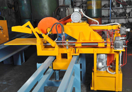Industrial Hot Saw
