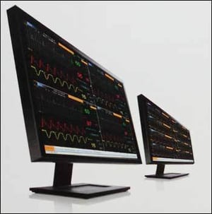 Patient Central Monitoring System