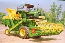 Tractor Mounted Crop Harvester in   Sunam distt. sangrur
