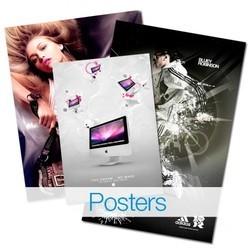 Digital Printed Poster