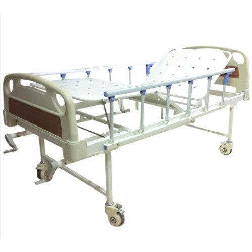 Manual Icu Bed With Railing