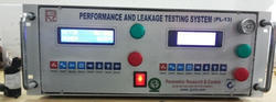 Industrial Relay Performance Tester