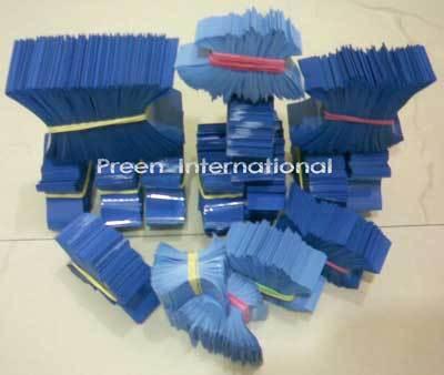 PVC Heat Shrink Cut Pieces Sleeves