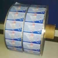 Reverse Printed PVC Heat Shrink Labels
