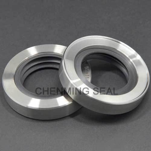 Screw Air Compressor Oil Seals With Triple PTFE Sealing Lip