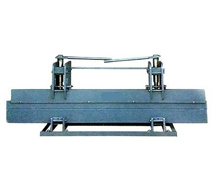 Hand Operated Sheet Bending Machine in   Dist.-Gurdaspur