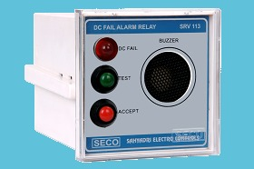 DC Failure Alarm Relay