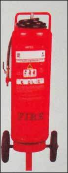 Trolley Mounted Type Fire Extinguisher