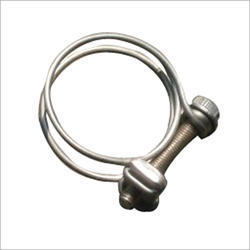 Wire Clamp For Hydraulic Pipes