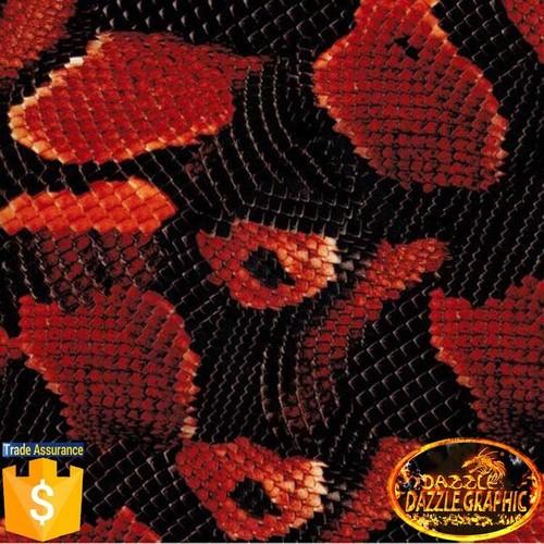 High Popularity Dazzle Snake Skin Pattern No.DGDB90 Water Transfer Printing Film