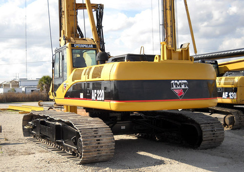 Hydraulic Piling Rig IMT in Kolkata, West Bengal - ICE Far East Pvt