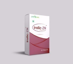 Irolic- Zn - Iron With Folic Acid Tablets