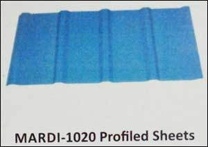 Mardi Profiled Sheets (1020 ) in  Kopar Khairne