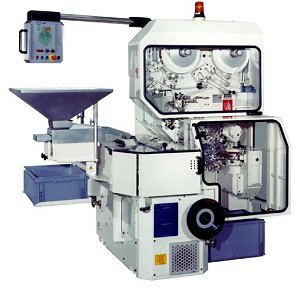 Pneumatic Collar Type Packaging Machine
