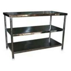 Steel Kitchen Working Table